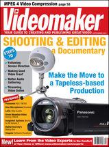 Videomaker September 2010