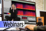 Recording Audio for Video Webinar