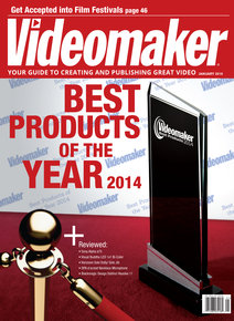 January 2015 Cover featuring Best Products of the Year