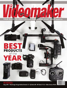 January 2016 Cover featuring Best Products of the Year