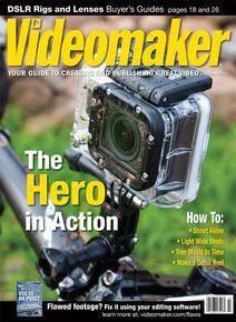 Videomaker Magazine February 2013 Cover