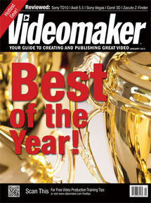 Digital Videomaker January 2012