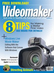 Digital Videomaker November 2011