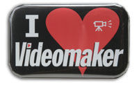 Videomaker Button