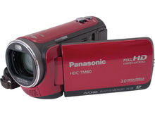 Panasonic HDC-TM80 HD Camcorder Review