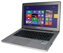 Photo of the Lenovo IdeaPad U310 Touch
