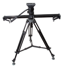 Photo of the Libec ALLEX S Kit Tripod/Slider System