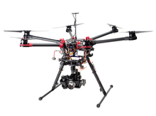 Image of the DJI S900 multicopter