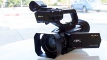 Sony NXCAM HXR-NX80