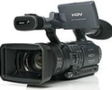 Sony HDR-FX1 HDV  Camcorder Review