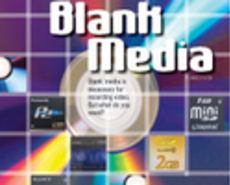 An Overview Of  Blank Media Storage
