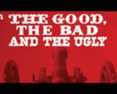 "Title from ""The Good, The Bad and the Ugly"""