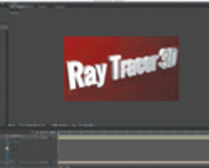 3D/Raytracing interface