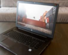 HP ZBook Workstation G4 17inch