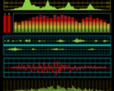 Digital waveforms for audio signals
