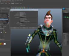 Autodesk updates its 3d animation software