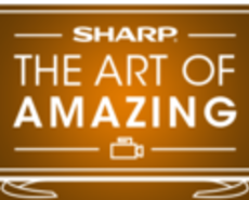 Sharp - The Art of Amazing 4K Film Competition
