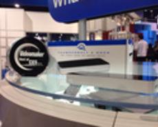 Thunderbolt 2 Dock with product box and award
