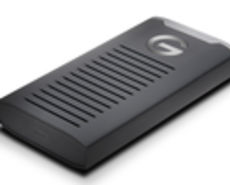 G-Technology's G-DRIVE mobile SSD R-Series