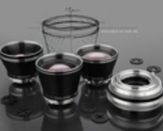 Lomography's Convertible Art Lens System