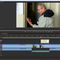 screen shot of editing timeline