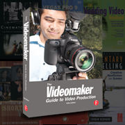 Videomaker Guide to Video Production Book