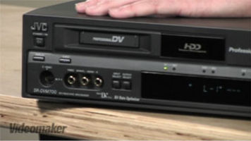 Review of JVC All-In-One Media Center