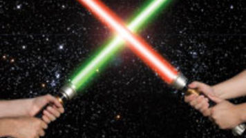 "Create the ""Star Wars"" Light Saber Effect"