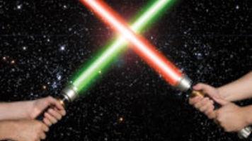 "Create the ""Star Wars"" Light Saber Effect"