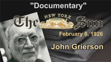 The History of Making Documentaries