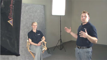Make your Videos Look Professional Using 3 Point Lighting