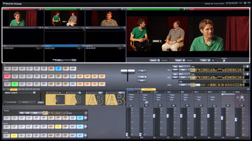 Using a Switcher for a Multiple Camera Shoot