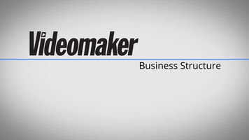 Starting a Video Business: Determining Your Business Structure