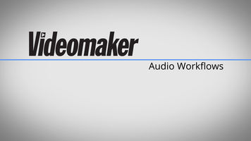 Post production workflow: Single and Multi-application audio workflows