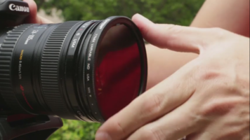 Camera Controls & Settings: Neutral Density Filters