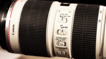 A Videographer's Guide to Lenses - Image Stabilization