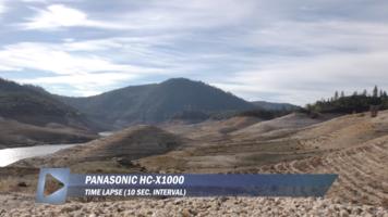 Panasonic HC-X1000 Test footage