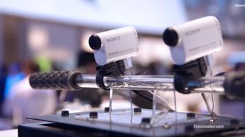CES 2015: Sony FDR X1000V 4K Action Cam