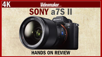 Sony a7S II Hands-on Review