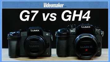 Panasonic Lumix G7 vs GH4