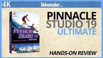 Pinnacle Studio 19 Ultimate - Video Review