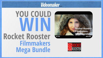 Win Over $500 of Rocket Rooster Tools Designed to Give Your Footage a More Cinematic Look