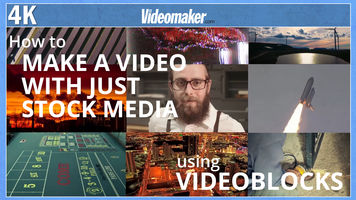 How to Make a Video with just Stock Media (Sponsored)