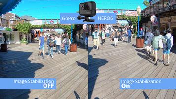 GoPro HERO6 Black Image Stabilization (IS) Test