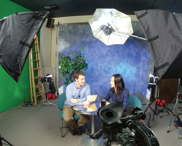 Lighting Interviews | Videomaker.