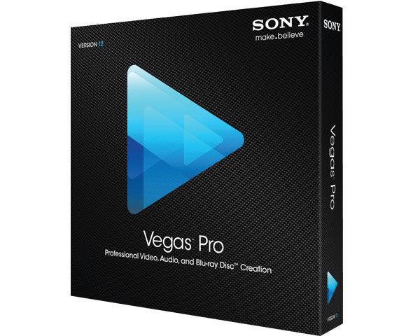Sony Vegas Pro 12 Build 563 - Trình biên tập video cực đỉnh từ Sony