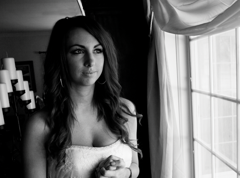 Shot of a bride standing by a window.  sc 1 st  Videomaker.com & Shots To Flatter Any Bride: Camera Angles Depth of Field and Good ... azcodes.com