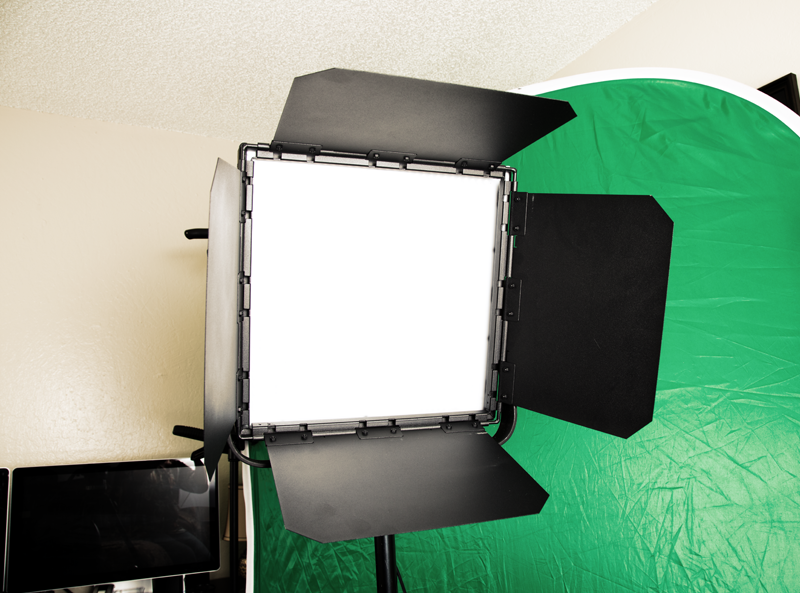 Visual Buddha LED Light and green screen & Create a YouTube Studio in Your Room | Videomaker.com azcodes.com