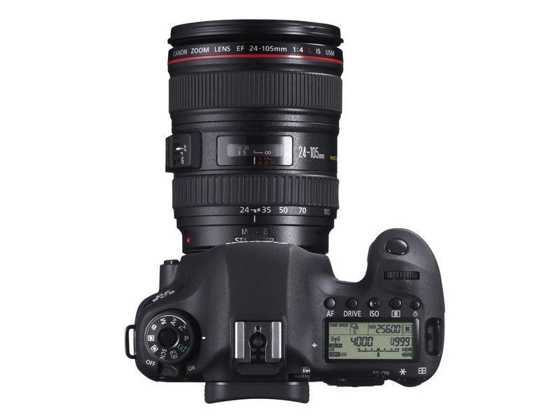 canon debuts the eos 6d full frame dslr