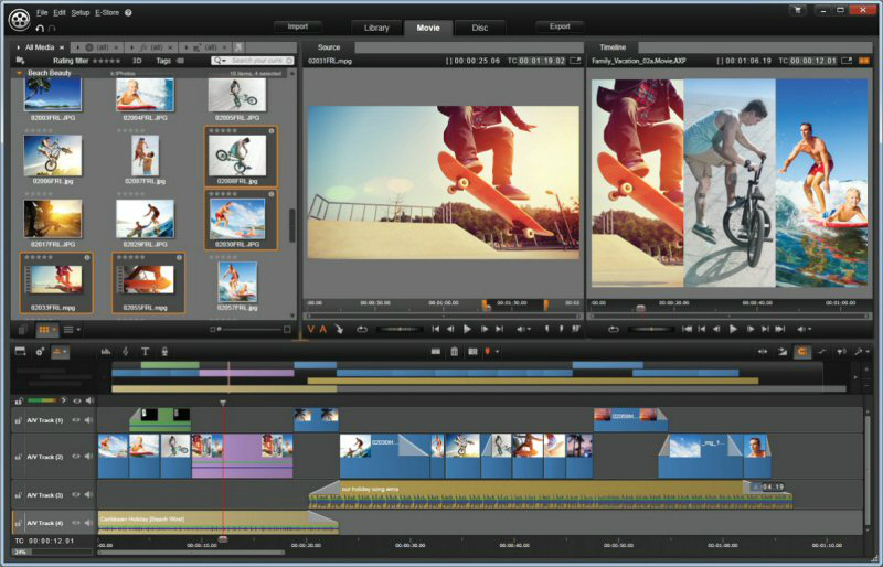 Pinnacle Studio 19 Introduces Improved Advanced Features Including Multi-Cam Editing and Audio ...